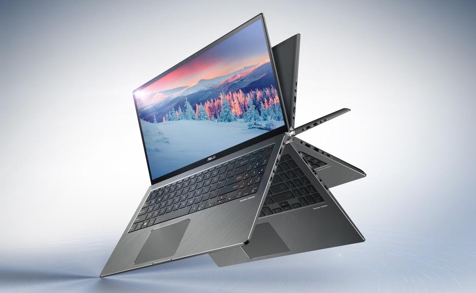 ASUS ZenBook Flip 15 UX562FD is Powerful Enough