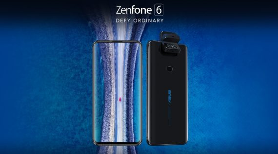 Asus ZenFone 6 is Uniquely Amazing