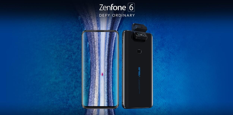 Asus ZenFone 6 is Uniquely Amazing