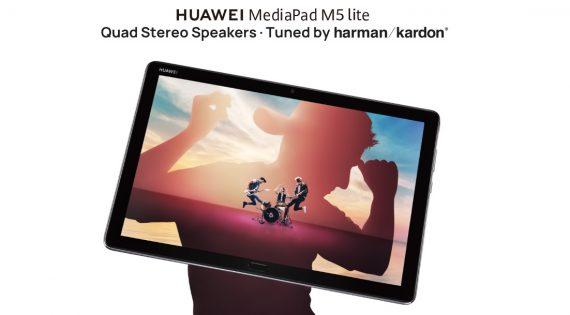 HUAWEI MediaPad M5 Lite is built for Kids