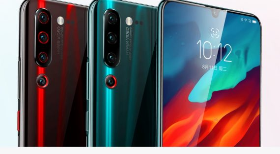 Lenovo Newest Z6 PRO Teases its Quad Camera