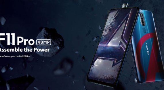 Marvel's Avengers Limited Edition OPPO F11 Pro