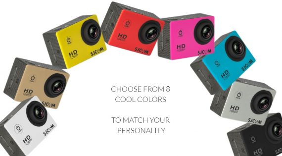 Affordable Action Cameras That You Can Buy