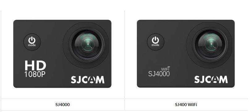 Original SJCAM SJ4000 Air Action Camera