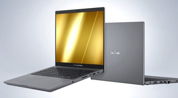 ASUS ExpertBook P3540FA as a Compact Business Laptop