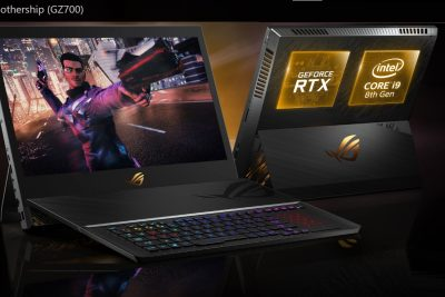ASUS ROG Mothership is a Desktop PC Replacement