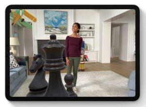 Apple Reveals iPadOS - Augmented Reality