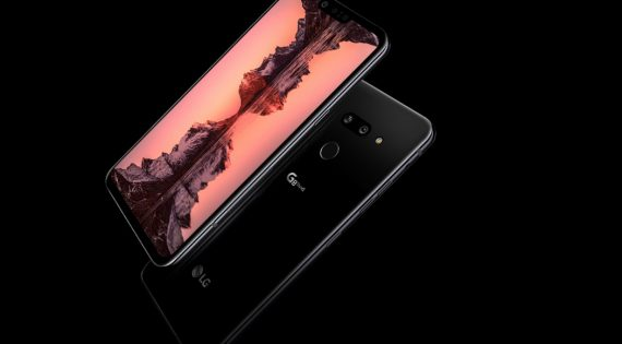 LG G8S ThinQ is Breathtakingly Gorgeous