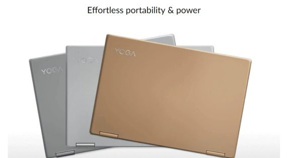 Lenovo Yoga 720 is Effortlessly Compact and Portable