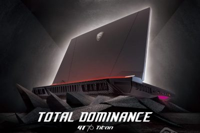 MSI GT76 Titan Unleashed