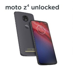 Motorola Moto Z4 is Power Efficient