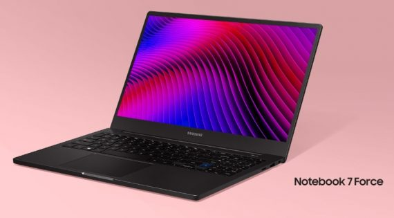 Samsung Notebook 7 Force Gets GTX 1650