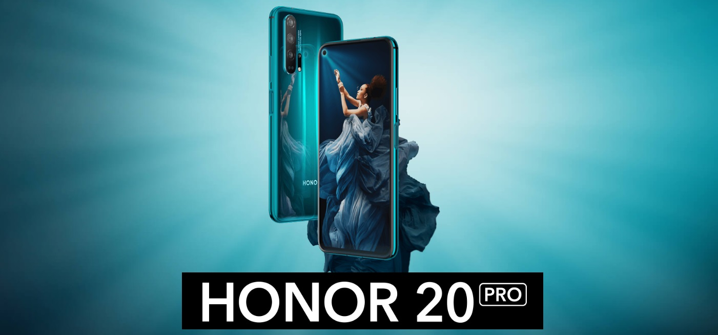 Honor 20 Pro is an Eye-catching Phone