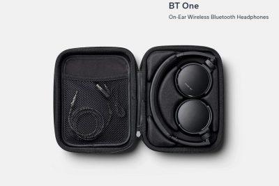 Inexpensive BT One On-Ear Wireless Bluetooth Headphones