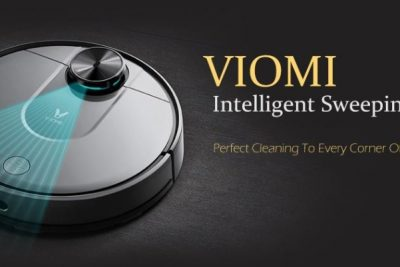 Mi Viomi Robot Vacuum Pro is Your Next Cleaning Device
