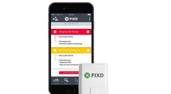 FIXD The Micro-Car Mechanic For Your Car Health
