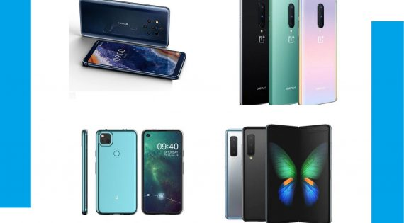 The Upcoming Smartphones Of 2020