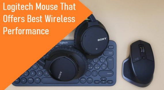Logitech Mouse That Offers Best Wireless Performance