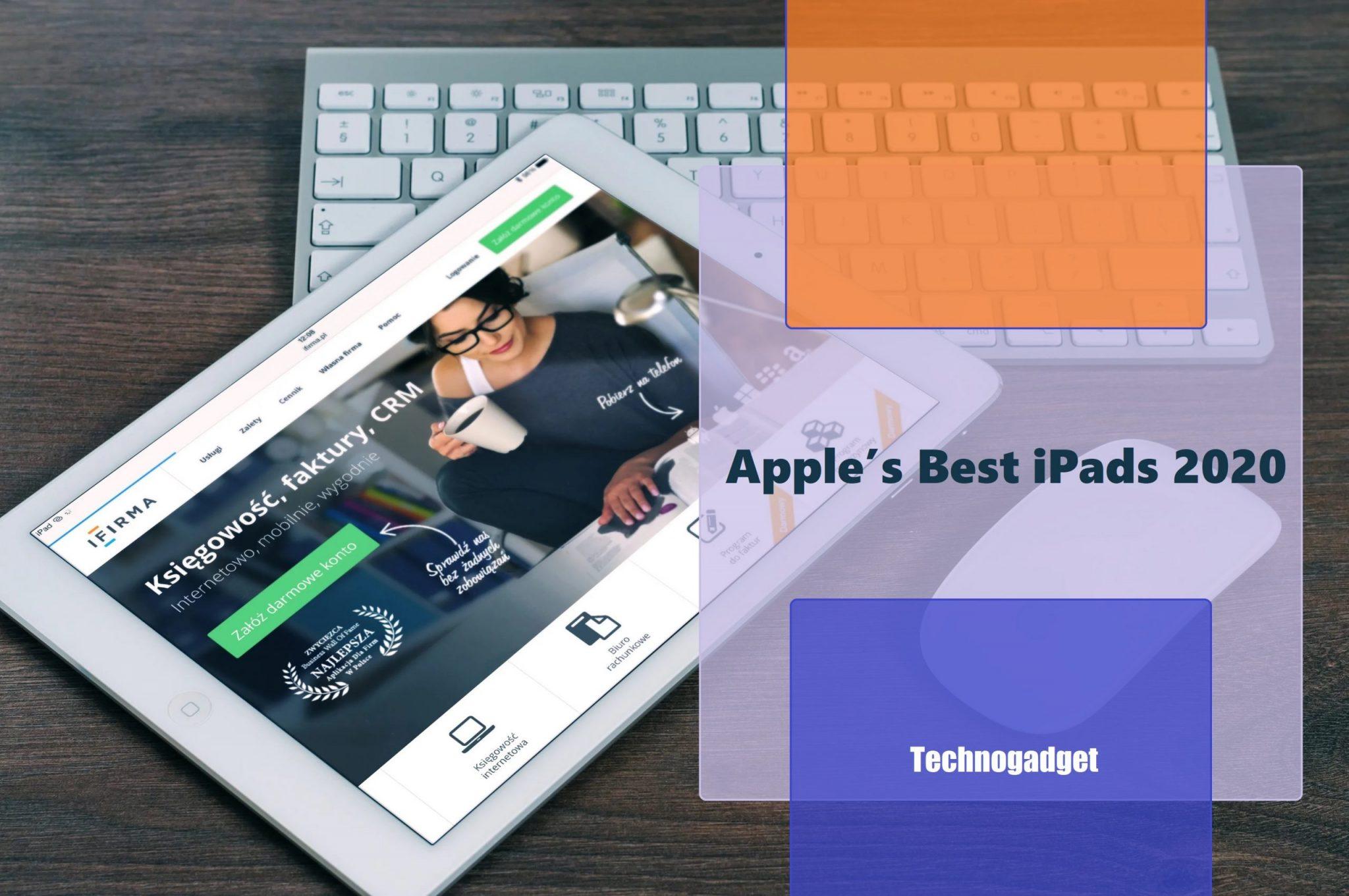 Apple's Best iPads 2020
