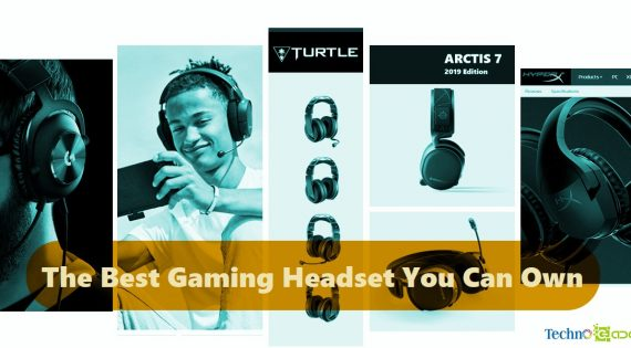 The Best Gaming Headset You Can Own