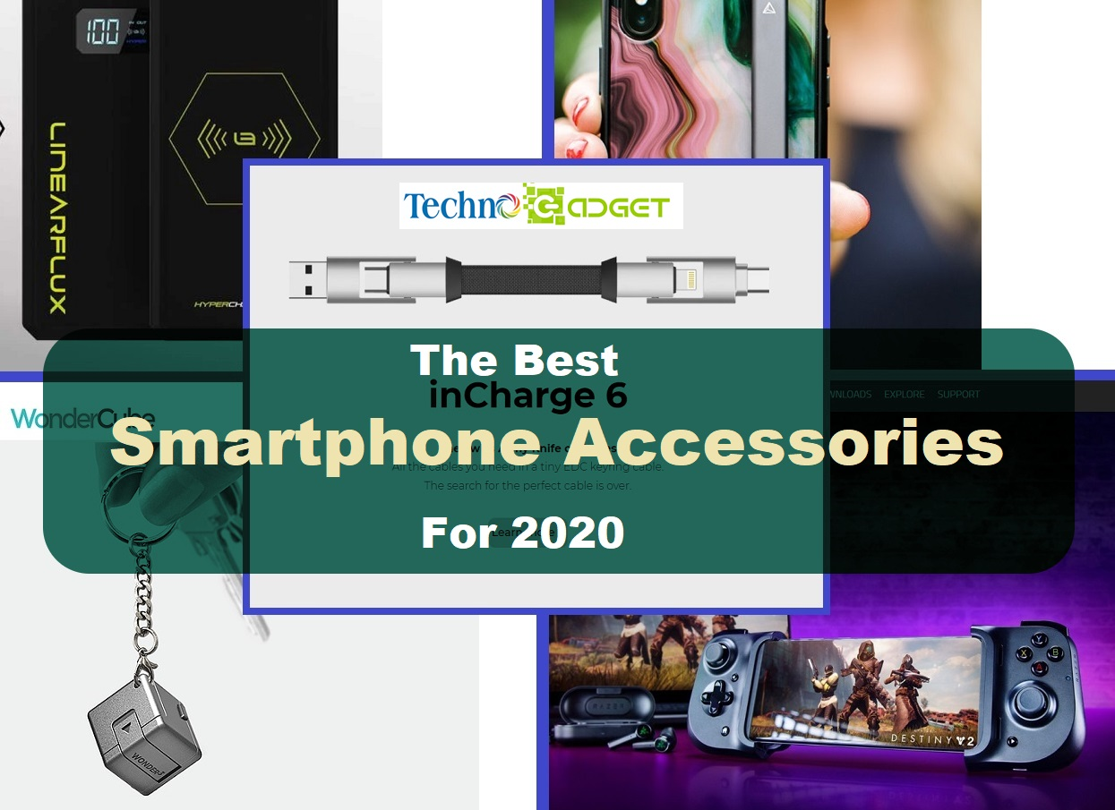 The Best Smartphone Accessories For 2020