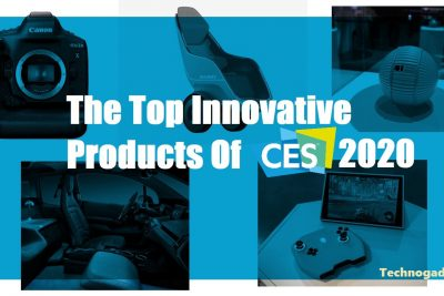 The Top Innovative Products Of CES 2020