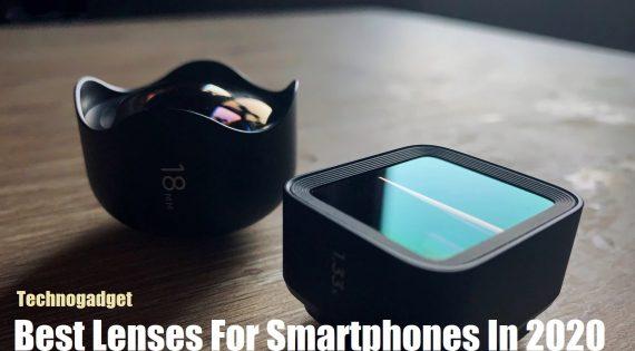 Best Lenses For Smartphones In 2020