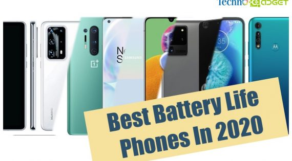 Best Battery Life Phones In 2020