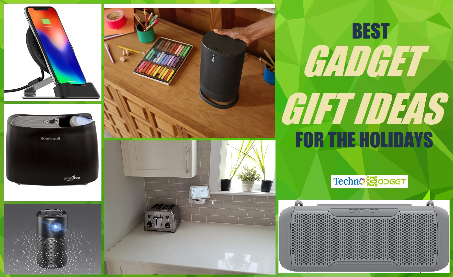 Best Gadget Gift Ideas For The Holidays
