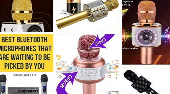 Best Bluetooth Microphones That Are Waiting To Be Picked By You